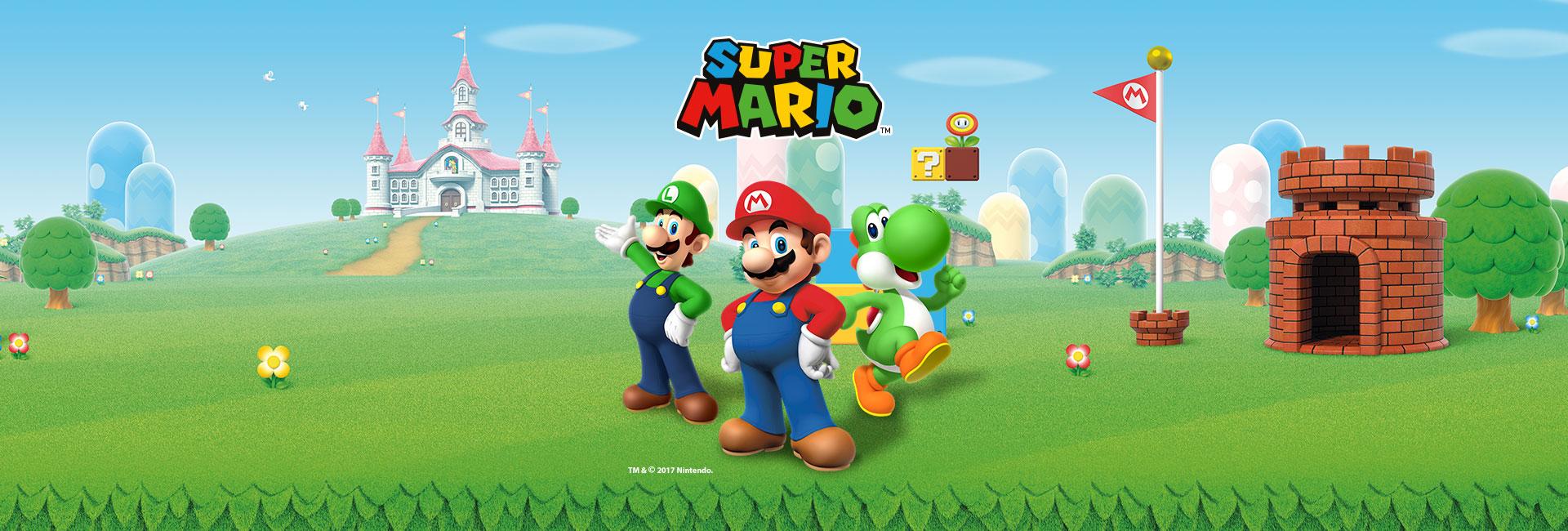 Super Mario | Filme de Super Mario Bros. chega em 2022 com Shigeru Miyamoto na criação