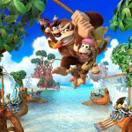 Donkey Kong Country: Tropical Freeze | Novos trailers apresentam os Kongs