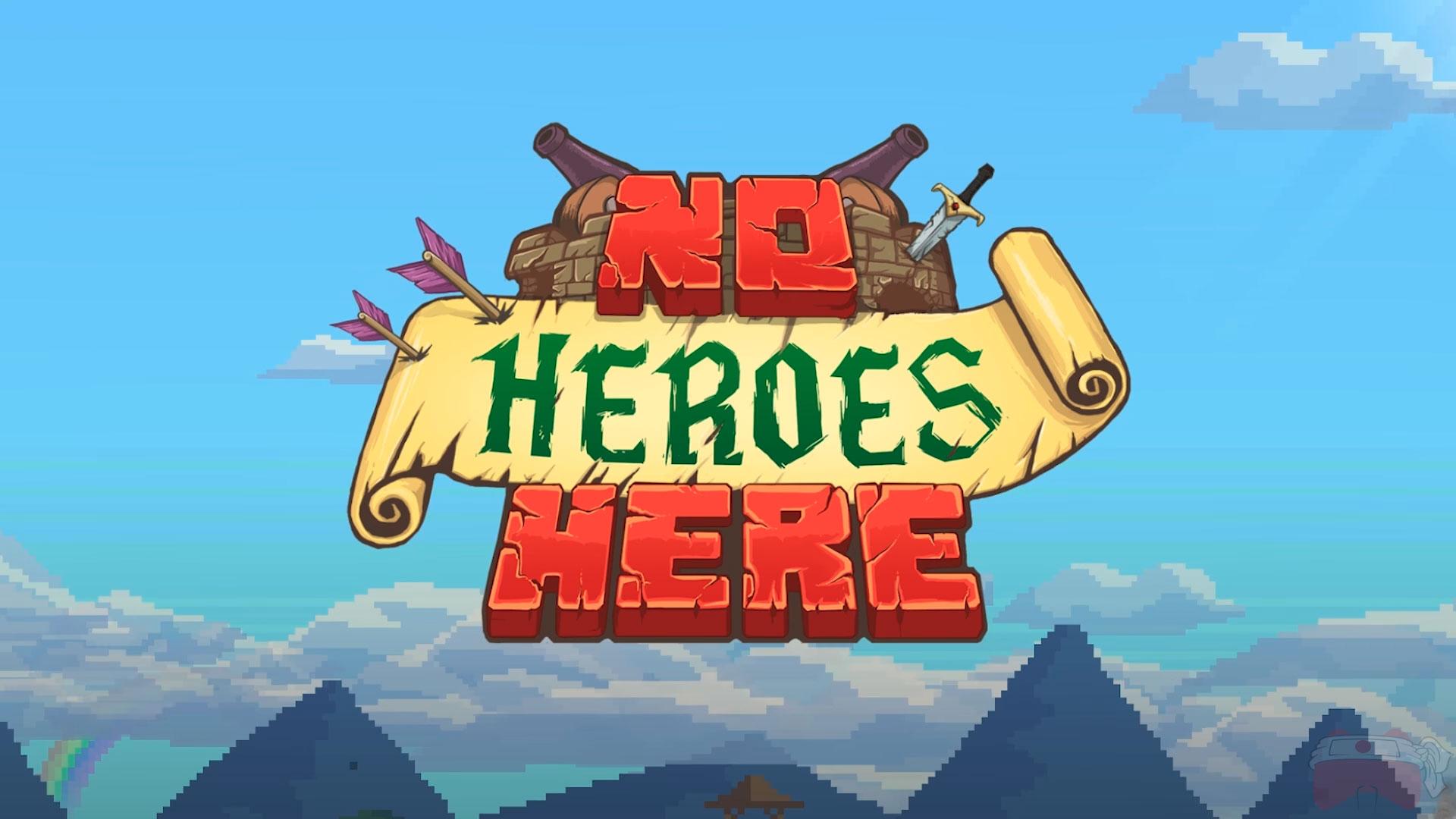 No Heroes Here   Jogo chega ao Nintendo Switch no final de junho