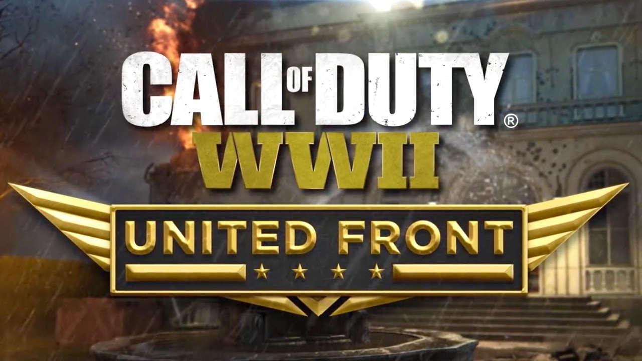 Call of Duty: WWII   Nova expansão do jogo é anunciada