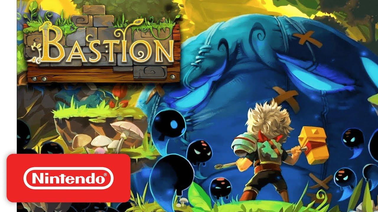 Nintendo Switch | Bastion e Transistor serão lançados no console