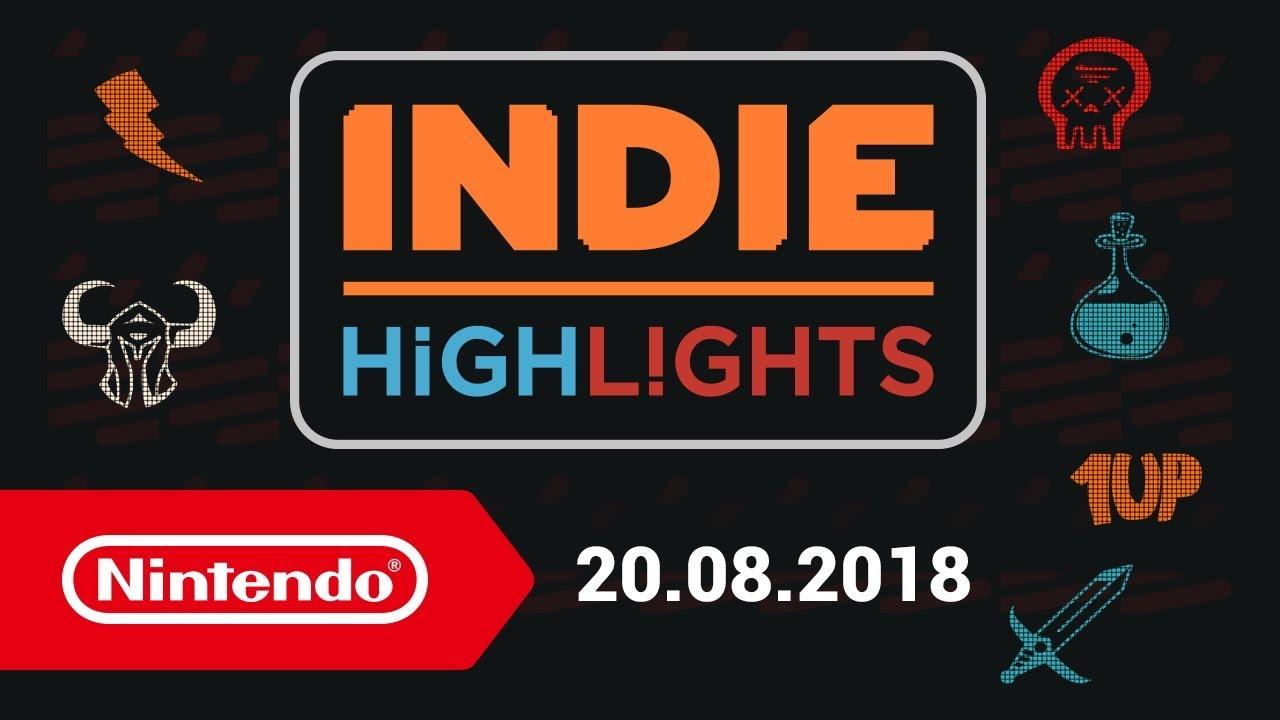 Nintendo Switch | Nintendo revela novos jogos indies para o Nintendo Switch