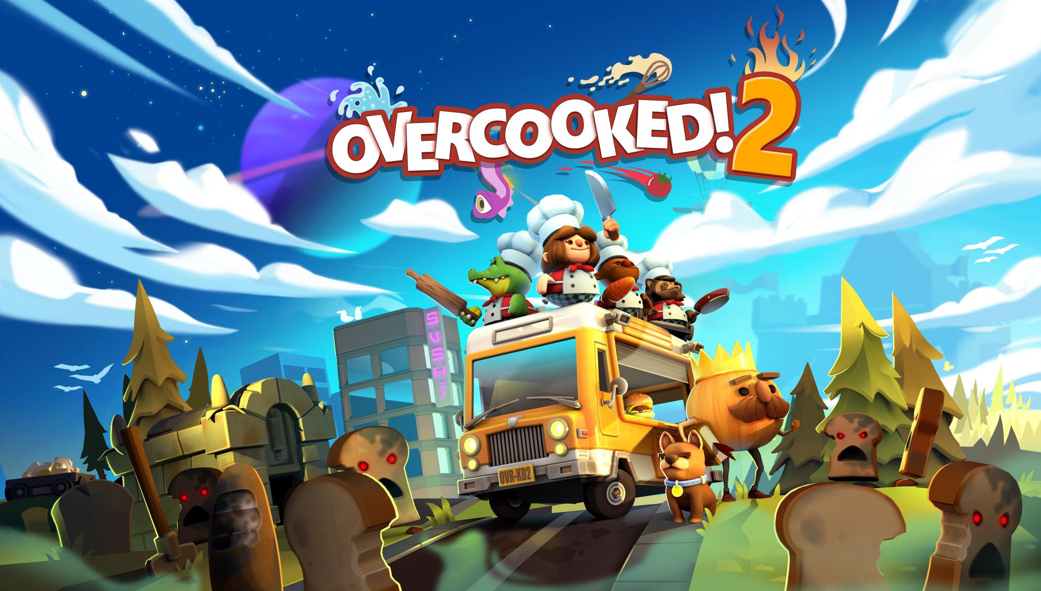 Overcooked! 2 | Confira o trailer de lançamento