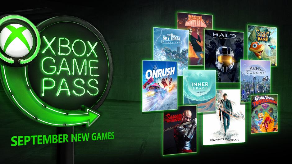 Xbox Game Pass   Quantum Break e  coletânea de Halo chegam ao Game Pass em setembro