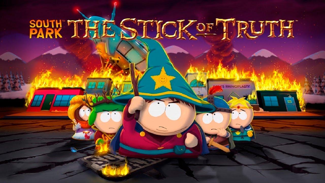 South Park: The Stick of Truth | Jogo chega ao Switch no final de setembro