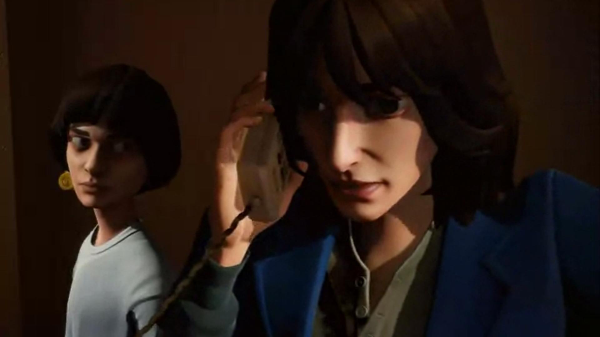 Stranger Things   Confira imagens vazadas do jogo da Telltale Games