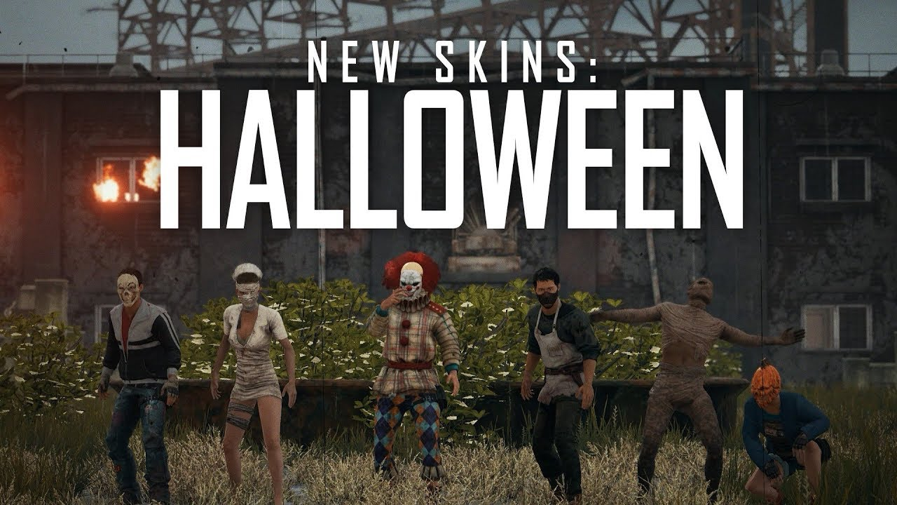 PlayerUnknown's Battlegrounds | Novo trailer revela skins de halloween