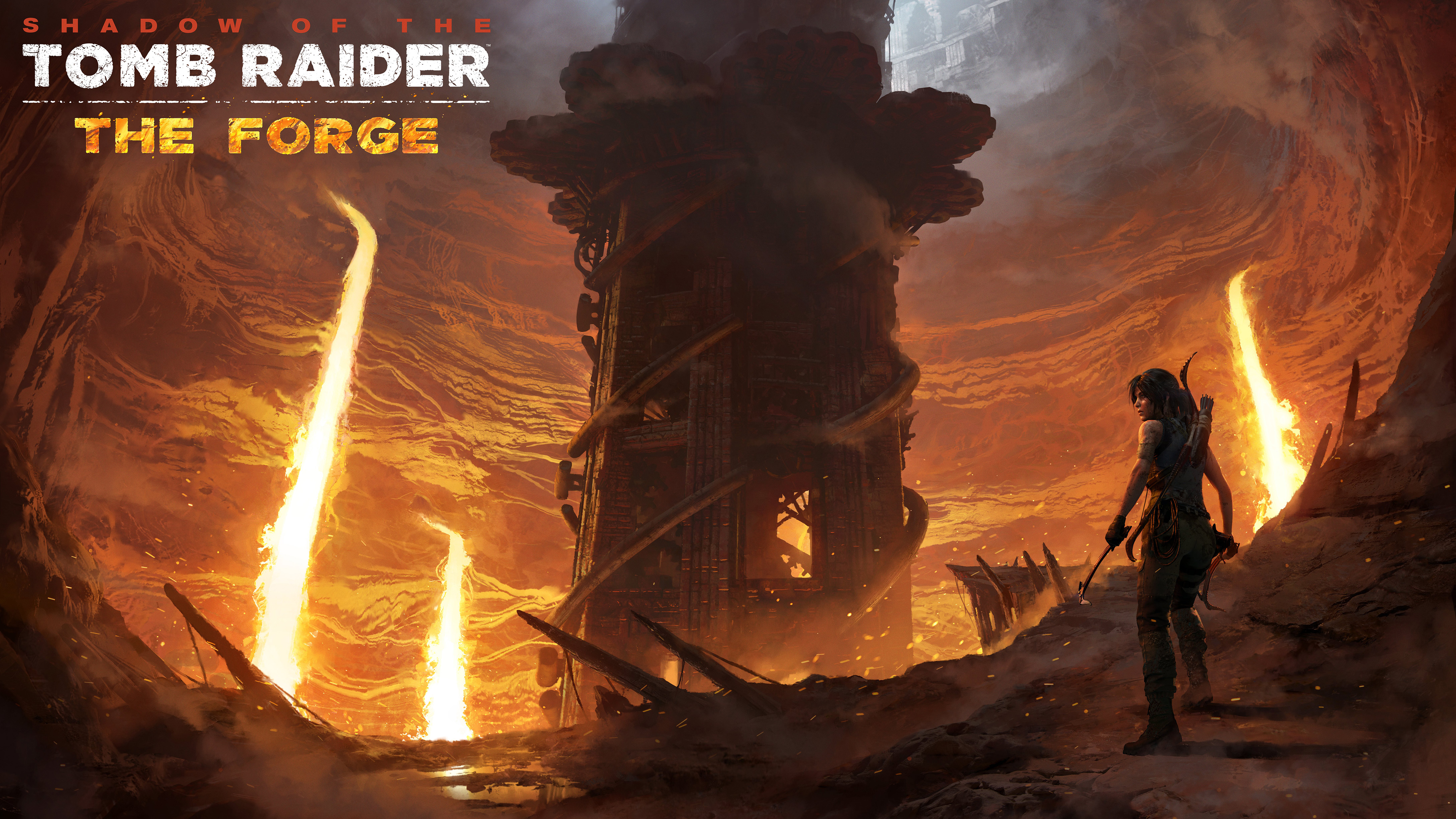 Shadow of the Tomb Raider   Primeiro DLC chega em novembro com modo cooperativo