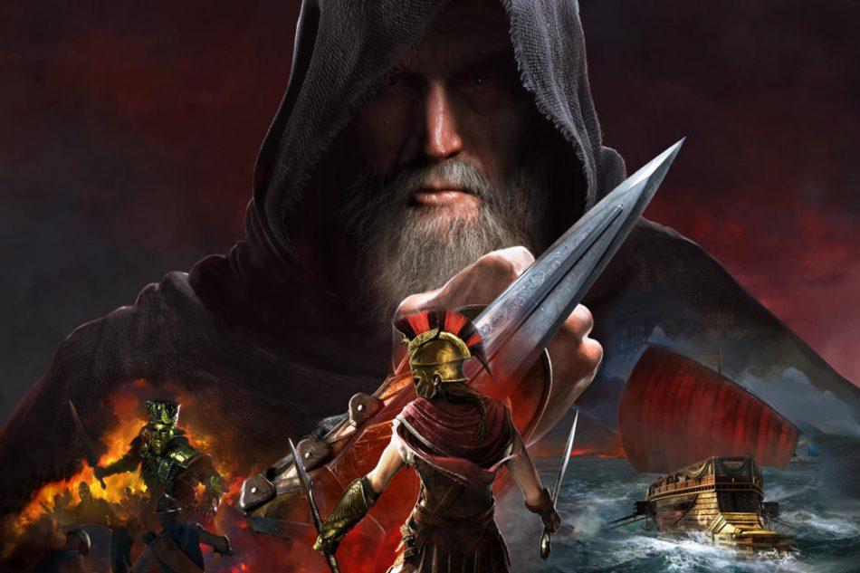 Assassin's Creed Odyssey   Primeira expansão do jogo chega em dezembro