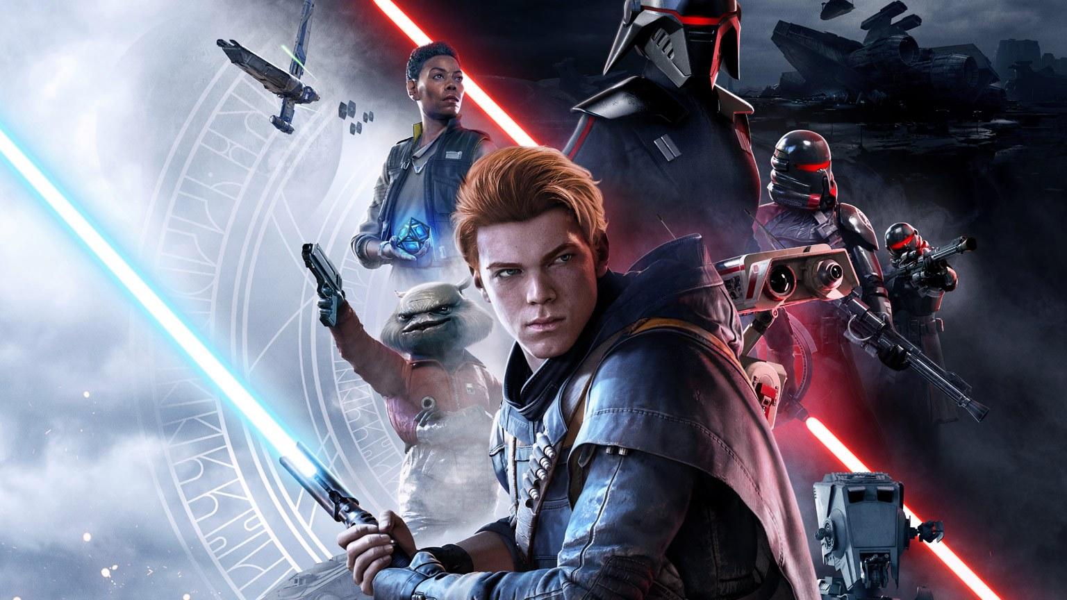 Star Wars Jedi: Fallen Order   Confira o trailer de lançamento