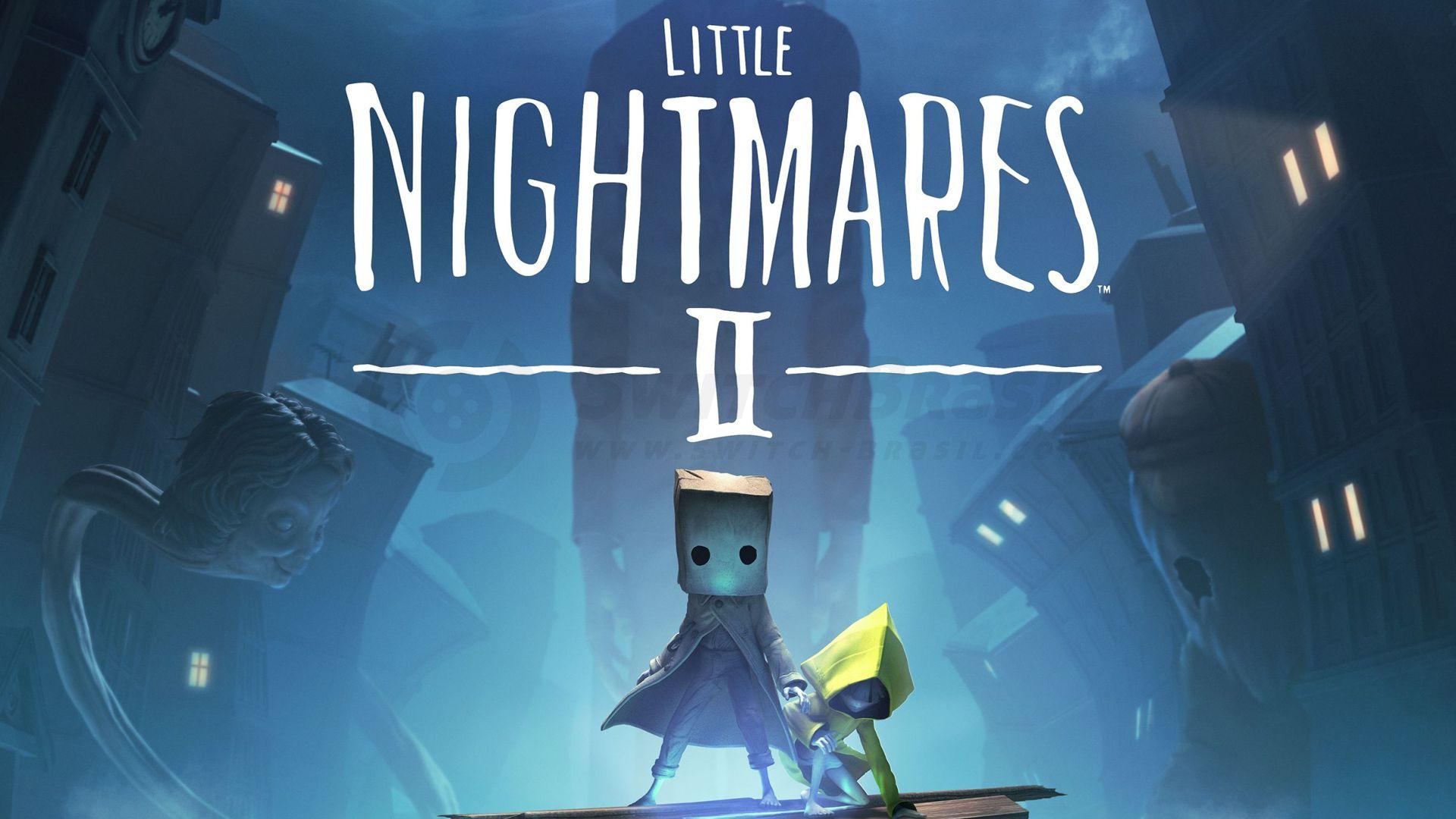 Little Nightmares II | Sequência de Little Nightmares é anunciada