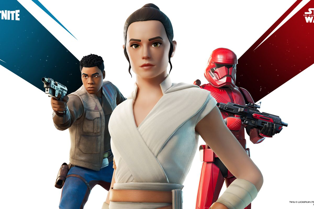 Fortnite   Jogo ganha skins de Star Wars
